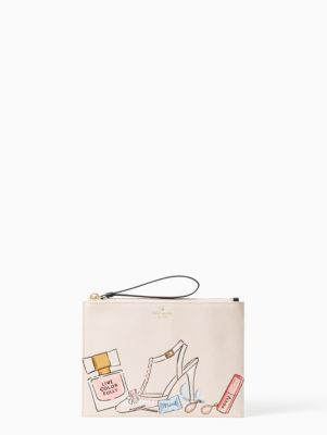 Wedding Belles This Is The Life Medium Bella Pouch